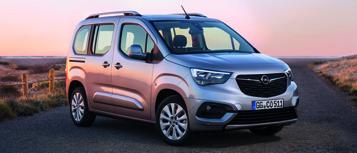 L'innovant Opel Combo Life