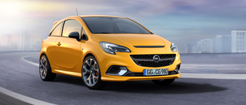La nouvelle Opel Corsa GSi