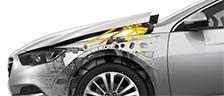 La note de cinq étoiles confirmée à l'Euro NCAP