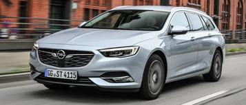 Opel Sports Tourers