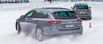 Opel Insignia Country Tourer: une transmission intégrale high-tech