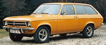 Six décennies l'Opel